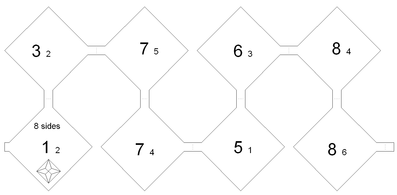 point flexagons