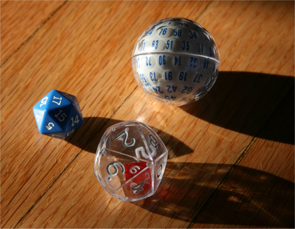 100 sided dice roller